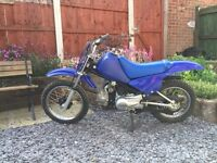 Yamaha pw80 copy - py90 - linmax 90 pit bike - kids off road bike