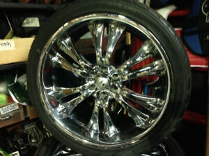 RIMS like new 4 for $800 22inch rims