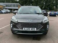 2020 Ford Kuga 5Dr Titanium 2.5 PHEV 225PS 2WD Auto Estate Petrol/PlugIn Elec Hy