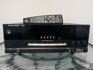 Harman Kardon AVR 210 5.1 channel A/V Receiver with Remote