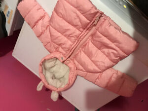 Baby Gap Down Filled Winter Jacket