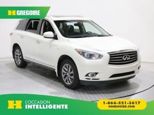 2015 Infiniti QX60 AWD 7 PLACES CUIR TOIT MAGS BLUETOOTH