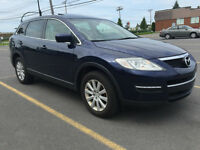 Mazda CX-9 GS 2008 Toit ouvrant AWd 7 passagers CLEAN CAR