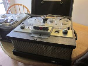 Vintage Tape Recorders ** SOLD ** thank you!