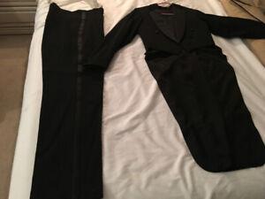Tuxedo de compétition danse / ballroom tuxedo