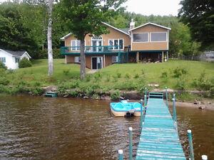 Lac Matambin tres ensoleillé