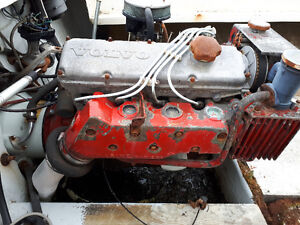Volvo Penta 4Cyl for Parts