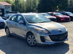 2010 Mazda MAZDA3 1-Owner LOW KMS Auto Power Group A/C