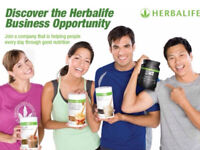 BUSINESS OPPURTUNITY WITH HERBALIFE  PART TIME AND FULL TIME