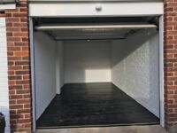 Garage to Rent for Storage, Safe area, very dry Battery operated Light, Alarm, Rubber Flooring
