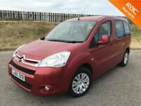 2010 CITROEN BERLINGO MULTISPACE VTR 1.6HDI 90PS - 88K - F.S.H - 6 MONTHS WARRAN