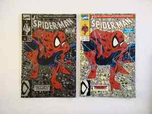 Spider-Man (1990) comic books - 15 issues