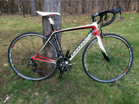 Cannondale Synapse carbone