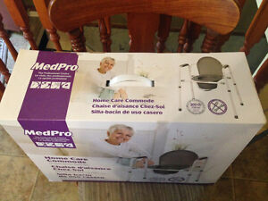 MEDPRO HOME CARE COMMODE London Ontario image 4