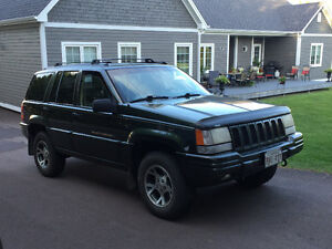 1996 Jeep Grand Cherokee Limited Orvis SUV, Crossover