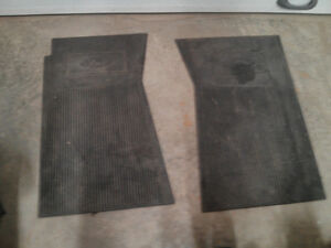 Ford LTD 1980 Tapis original Vintage