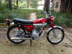 Looking for 1970s Honda CB100 any condition running or not