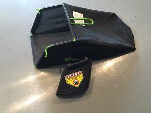 Lawnmower bag for Greenworks mower