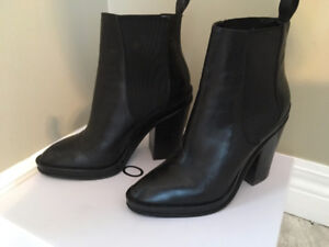 Ankle Boots - Black from Aldo