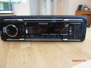 Kenwood Bluetooth