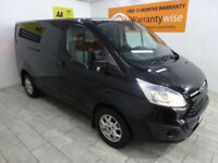 2014,Ford Transit Custom 2.2TDCi 125bhp Limited***BUY FOR ONLY £55 PER WEEK***