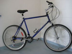 26'' bike GARY FISHER 18 speed front suspension shimano equipped