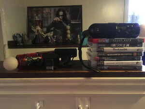 PS3 move and games