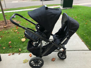 Uppa-Baby Vista stroller for sale with Rumble seat