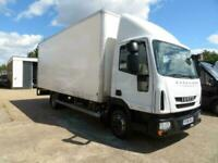 Iveco Daily 75E16S 20FT BOX WITH TAIL LIFT EU6
