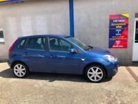 Ford Fiesta 1.25 Zetec Blue