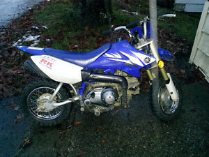 2006 Yamaha TTR-50E