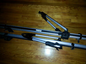 2 Porte-vélos de marque Thule Bigmouth