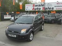 2008 FORD FUSION ZETEC CLIMATE AUTO 1.6L ONLY 16,429 MILES, FULL SERVICE HISTORY