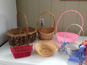 6 different baskets