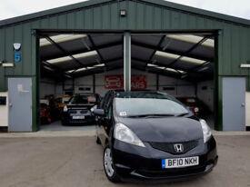 2010 Honda Jazz 1.2 ( VSA ) S MANUAL PETROL BLACK NEW SERIVCE PX WELCOME