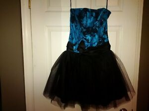 Grade 8 graduation dress - size XS