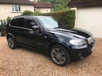 BMW X5 3.0TD ( 306bhp ) 4X4 ( s/s ) Auto 2012MY xDrive40d M Sport