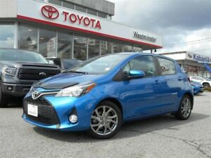 2015 Toyota Yaris SE Sport Edition