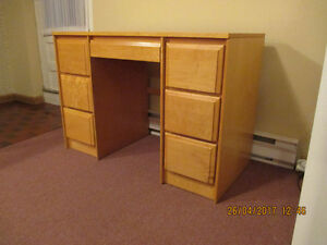 Tables and dressers