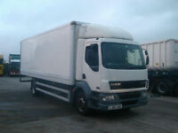 2005 Daf LF55 220 26Ft Box Body Truck