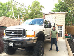 i will trade it for a stock dodge 2500 diesel 2004 or higher