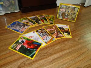 boites de lecture pour enfants