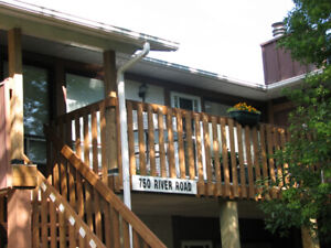 2 Bedroom Condo St. Vital 750 River Rd. Available July 1st.