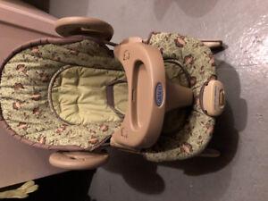 chaise bercante pour bebe