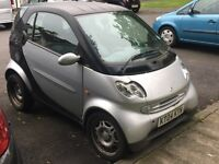 Smart car SMART FORTWO PURE 61 2004