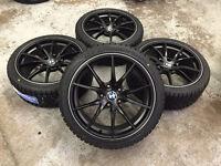 """18"""" BMW Wheels 5x120 & Sailun 225/40R18 tires (BMW Cars)"""