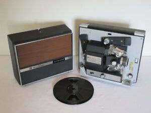 1969 Vintage Film Projector -- Bell & Howell Autoload