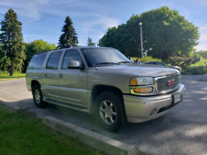 2005 GMC Yukon XL Denali Fully Loaded *Certified* (Second Owner)