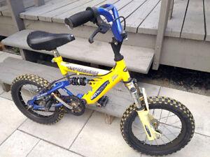 Bicyclette 14 pouces pour enfant de marque Shift'n Gears