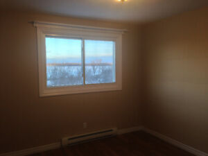3 bedroom unit available now or April 1st, incl parking